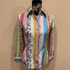 Etro Milano button down shirt